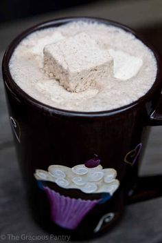 Enjoy marshmallows again while sticking to your meal plan!