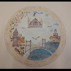 """26 Beğenme, 0 Yorum - Instagram'da minyatür sanatcısı.14 (@komurel_e): """"#minyatur#sanatçı#i̇stanbul#sultanahmetcamii#kızkulesi#galatakulesi#deniz#illumination#artsy#mywork#bolu#"""" Istanbul, Vintage World Maps, Decorative Plates, Tableware, Instagram, Home Decor, Dinnerware, Decoration Home, Room Decor"""