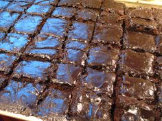 Chocolaty Texas Sheet Cake Recipe | The Old Hen Bed  Breakfast and The Old Hen Blog