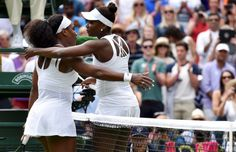 Serena & Venus Williams | Wimbledon 2015