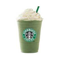 OMG! Starbucks Green Tea Frappuccino Recipe! YESSS!!! :P