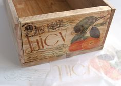 apieceofrainbow5-26w - make your own ink transfers to add to pallets - awesome!