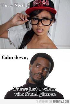 Calm Down…
