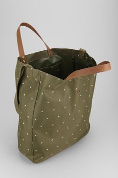 OBEY Ballast Tote Bag #urbanoutfitters