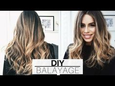 What i use to balayage my own hair balayage technique balayage diy 20 at home hair balayage ombre tutorial updated ad pmusecretfo Image collections