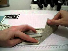 trifold pocket card