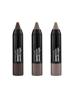 EYES & BROWS This genius product took brow pomade—a makeup artist favorite—and put it in user-friendly crayon form. The tapered tip lets you be precise without pulling out a tricky angled brush, while the sheer, matte formula looks completely natural on even the sparsest of patches.