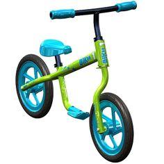 Bikee Balance Bike - Green