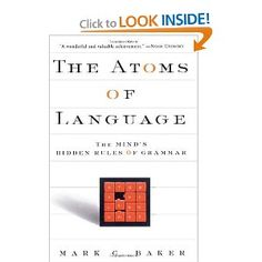 I really enjoyed this book on linguistics and how a person and learn multiple languages simultaneously.