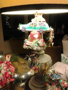 Wedding/Christmas ornament