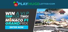 Our Monaco Formula 1 Grand Prix Competition has kicked off in style! With all flights, transfers and 5 star accommodation for two included in this fantastic Grand Prix VIP package - this could be YOUR time to live life in the fast lane in the fabulously cool and glitzy Monte Carlo. http://ads.playukinternet.com/tracking.php/text/3113/12626/3368003/1