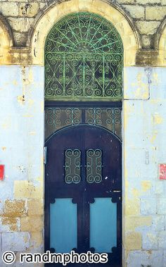 #Safed, #Israel, 1985 #Tzfat #door