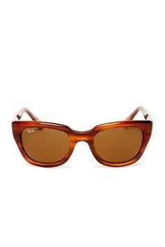 Unisx Cat Eye Wayfarer Plastic Sunglasses on HauteLook