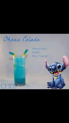 More Disney Inspired Cocktails Created By Citlali's By Cody.