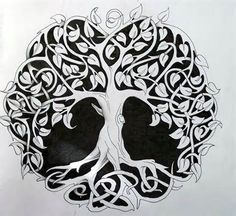 ✿ Tattoos ✿ Celtic ✿ Norse ✿ tree of life