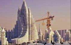 Castelli di ghiaccio