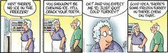 Pickles Comic Strip, October 12, 2015 on GoComics.com