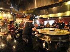 Huhot Mongolian Grill Wausau Wisconsin Restaurant Review Grilling