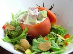 Okayama|岡山(おかやま)|Restaurant|彩食酒屋 火と粋 HITOIK|マグロとアボカドのトマトカップサラダ