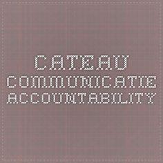 Cateau Communicatie - Accountability