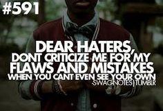 Love this! People are sooo judgemental!