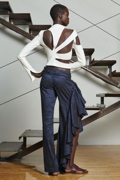 Rosie Assoulin Resort 2016 - Collection - Gallery - Style.com  http://www.style.com/slideshows/fashion-shows/resort-2016/rosie-assoulin/collection