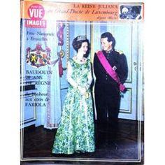 Point De Vue Images Du Monde N° 1201 Du 30/07/1971 - La Reine Juliana Au Grand-Duche De Luxembourg. Fete National A Bruxelles - Baudouin 20 Ans De Regne Aux Cotes De Fabiola.