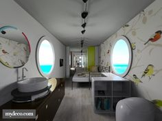 Gypsy Interior Design Dress My Wagon Barge Interior, Best Interior, Modern Interior, Interior Design, Canal Barge, Canal Boat, Tiny Spaces, Small Rooms, Narrowboat Interiors