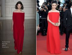 The second I saw Fan Bingbing on the red carpet at 'The Beguiled' Cannes Film Festival premiere this evening, I said to myself, there is going to be severa