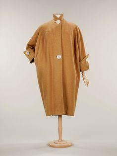 Wool coat 1950