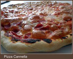 MASA PARA UNA PIZZA SUPER FINITA!