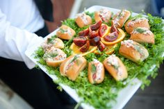 capers catering lobster rolls by David Garcia Photography