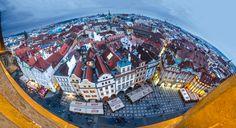 Прага. Обои на рабочий стол