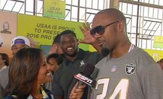 Charles Woodson was the last pick in the Pro Bowl draft. (ESPN) 1/27/2016