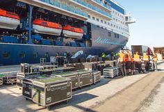 Full Metal Cruise – The Crystal Ship