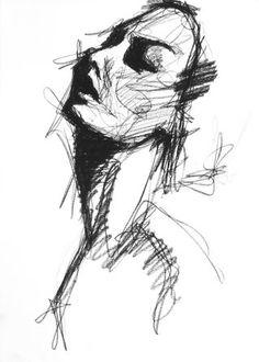 Leewoodman: Charcoal no. 55 Lee Woodman 2012 (in private... | Crush Cul de Sac | Bloglovin'