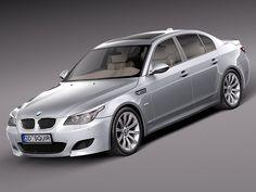 BMW M5 e60 20052010