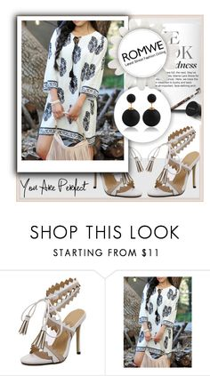"""""""ROMWE 8/10"""" by melisa-hasic ❤ liked on Polyvore"""