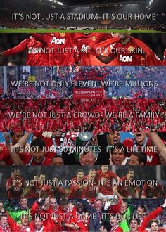 Live like a Red