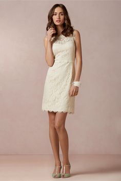 Skylar Sheath in Bridal Party & Guests Partygoers at BHLDN - Bridal Shower splurge?