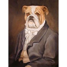 Pet Paintings By David Kennett Express Your Inner Animal - Game of thrones pet paintings