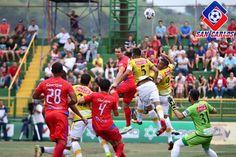 San Carlos sigue de malas y cayó goleado ante Herediano