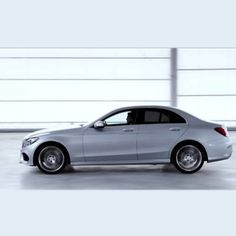 Lighter, smarter, stronger: this is the all-new 2015 C-Class. #CClass #mercedes #benz #instacar