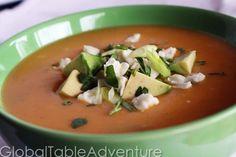 locro de papas ecuadorean soup