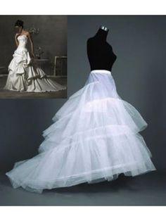Sottogonne abito sposa 250009