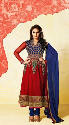 1000+ images about HUma Qureshi Salwar Kameez on Pinterest ...