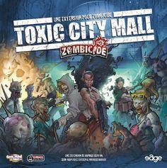 Zombicide : Toxic City Mall - Photos & Vidéos (15) - Un jeu de Nicolas Raoult - Jeu de société - Tric Trac