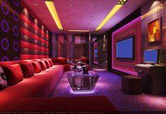 bar flatpyramid karaoke interactive hall episode backgrounds