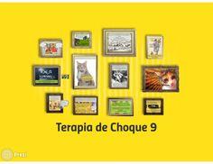 Terapia choque 9: O Gato das Ideias http://www.slideshare.net/filipevieira79/terapia-choque9