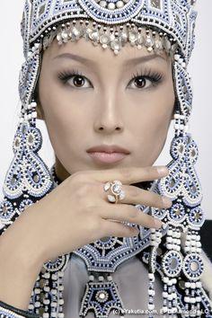 Yakut Beauty #Yakutistan #Russia #Luxury #Travel Gateway http://VIPsAccess.com